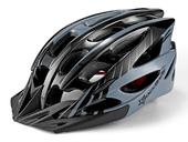 Шлем велосипедный RockBros AIR XT Gray - Фото 0