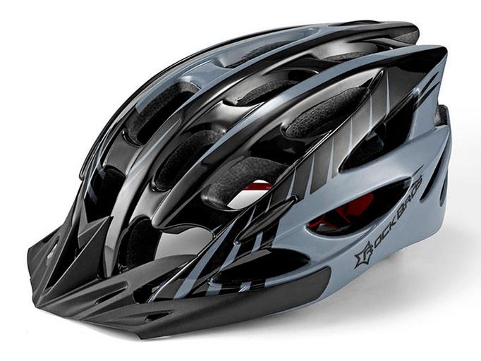 Шлем велосипедный RockBros AIR XT Gray