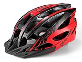 Шлем велосипедный RockBros AIR XT Red - Фото 0