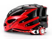 Шлем велосипедный RockBros AIR XT Red - Фото 1