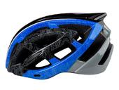 Шлем велосипедный RTS Protect M1 Blue - Фото 2