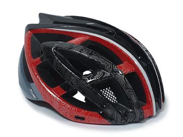 Шлем велосипедный RTS Protect M1 Red