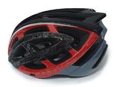 Шлем велосипедный RTS Protect M1 Red - Фото 1