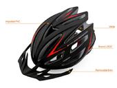 Шлем велосипедный Yongruih BS - Фото 4