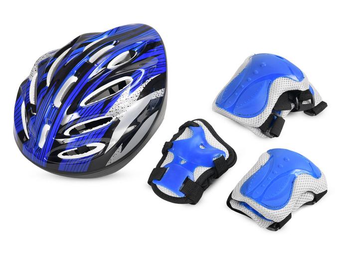 Комплект защиты для велосипедиста VRM-15