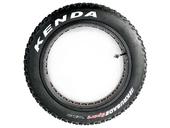 Велопокрышка для фэтбайка KENDA KRUSADE Sport 20 на 4 дюйма - Фото 2