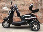 Электротрицикл Blackline Roadster - Фото 9