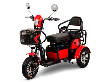 Электротрицикл Companion 500W 48V - Фото 0