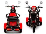 Электротрицикл Companion 500W 48V - Фото 4