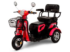 Электротрицикл Cornette 500W 48V - Фото 0