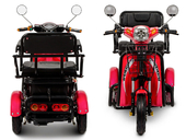 Электротрицикл Cornette 500W 48V - Фото 4