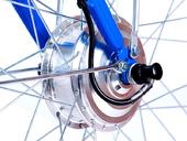 Электровелосипед трицикл Crolan 350W - Фото 9