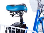 Электровелосипед трицикл Crolan 350W - Фото 11