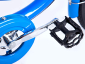 Электровелосипед трицикл Crolan 350W - Фото 12
