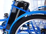 Электровелосипед трицикл Crolan 350W - Фото 13