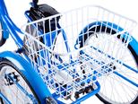 Электровелосипед трицикл Crolan 350W - Фото 15