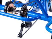 Электровелосипед трицикл Crolan 350W - Фото 17