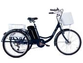 Электровелосипед трицикл Crolan 350W - Фото 18