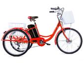 Электровелосипед трицикл Crolan 350W - Фото 19