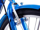 Электровелосипед трицикл Crolan 350W - Фото 8