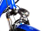 Электровелосипед трицикл Crolan 500W - Фото 10
