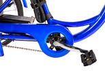 Электровелосипед трицикл Crolan 500W - Фото 12
