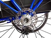 Электровелосипед трицикл Crolan 500W - Фото 14