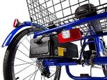 Электровелосипед трицикл Crolan 500W - Фото 15