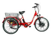 Электровелосипед трицикл Crolan 500W - Фото 16