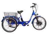 Электровелосипед трицикл Crolan 500W - Фото 2