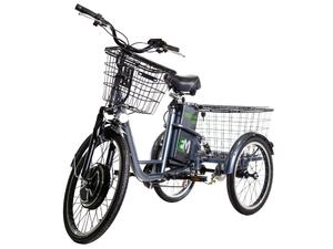 Электротрицикл E-motions Kangoo-ru 500w Pro Li-ion (18ah) - Фото 0