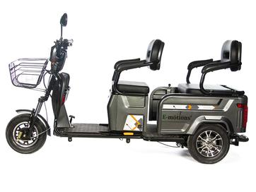 Электротрицикл E-motions TRIKE TRANSFORMER