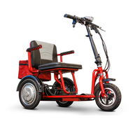 Электротрицикл E-toro Arbalet 450W 48V 20Ah