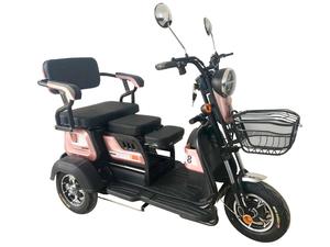 Электротрицикл E-trike TRANSFORMER - Фото 0