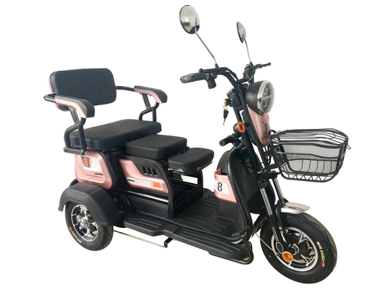 Электротрицикл E-trike TRANSFORMER