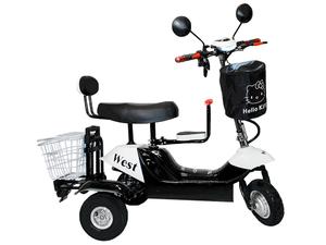 Электротрицикл EL-Sport SF8 Maxi 500W - Фото 0