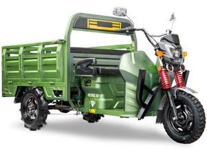Электротрицикл Rutrike Антей-У 1500 OFF-ROAD 60V1200W - Фото 0