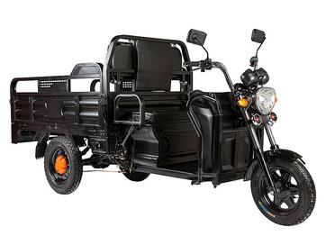 Электротрицикл Rutrike D2 1500 60V1000W