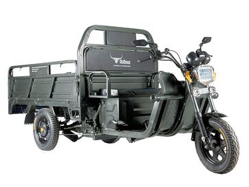 Электротрицикл Rutrike D4 1800 60V1200W