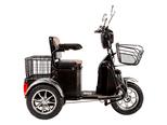 Электротрицикл Rutrike S1 V2 с большой корзиной - Фото 1
