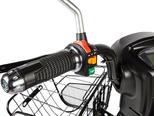 Электротрицикл Rutrike S1 V2 с большой корзиной - Фото 6