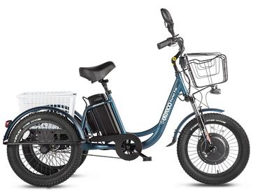Электровелосипед Eltreco Porter Fat 500 UP! (2021)