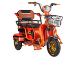 Электротрицикл ANT 500W 48V - Фото 2