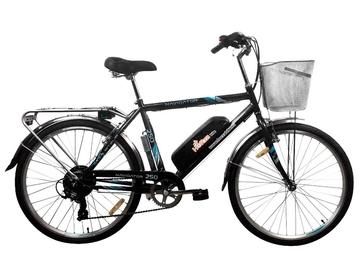 Электровелосипед Horza Stels Dacha v1m2 700W