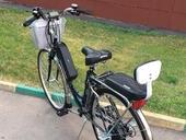 Электровелосипед Horza Stels Dacha v2m2 700W - Фото 11