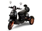 Электротрицикл KUBA 800W 60V - Фото 0