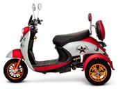 Электротрицикл KUBA 800W 60V - Фото 2