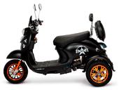 Электротрицикл KUBA 800W 60V - Фото 3