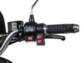Электротрицикл KUBA 800W 60V - Фото 8