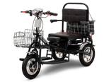 Трицикл Adjutant 350W 48V - Фото 0